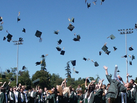 My 12 Year Journey to Graduation Part 5:    My Future as a Writer