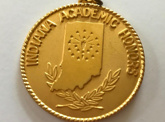Indiana Academic Honors Medal