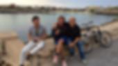 Bel Tempo si Spera TV2000 con Fabio Bolzetta e Filippo Pucillo - Lampedusa, settembre 2015