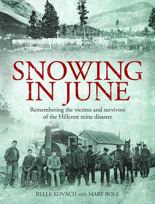 Snowing In June