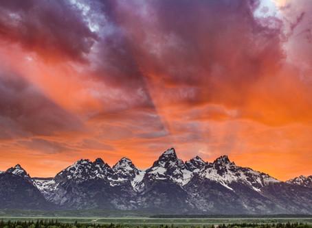 Grand Teton Sunset Guide