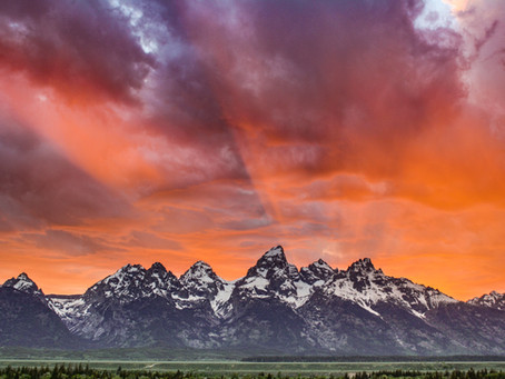 Grand Teton Sunset Guide