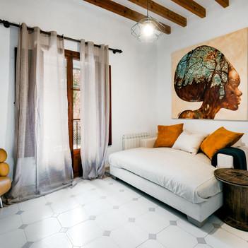 Master Bedroom's lounge