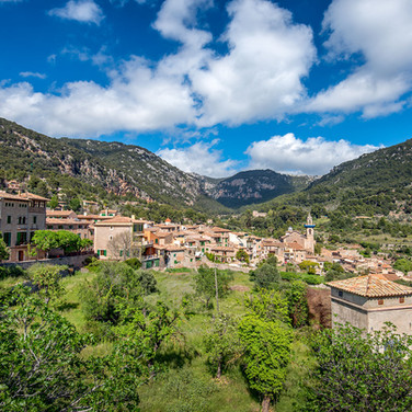 View Valldemossa