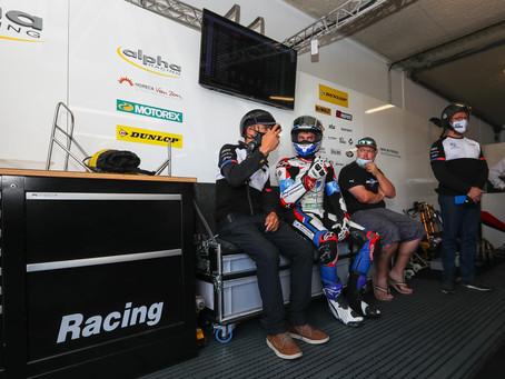 Reiti und das BMW Motorrad World Endurance Team müssen Kampf um Podium beim Bol d'Or aufgeben
