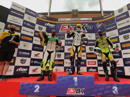 Markus Reiterberger gewinnt die Open Wertung in der ESBK in beiden Rennen