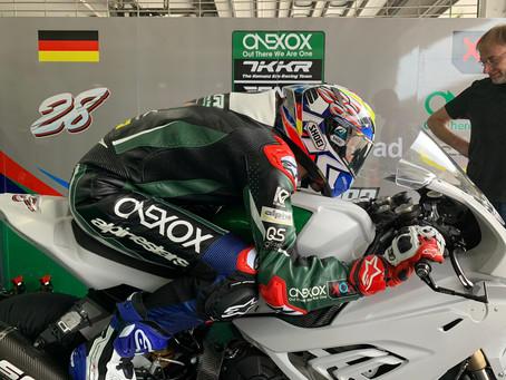 A new adventure begins for Markus Reiterberger