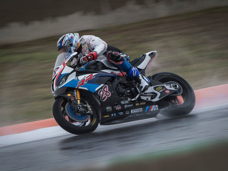 (EN) Magny-Cours - Day 1 - first and second free practices
