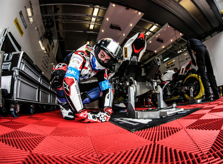 Third place on the grid for Reiti and the BMW Motorrad World Endurance Team in Portugal