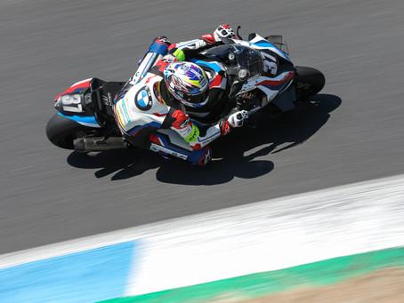 Reiti und das BMW Motorrad World Endurance Team starten von Startplatz zwei ins 12-Stunden-Rennen
