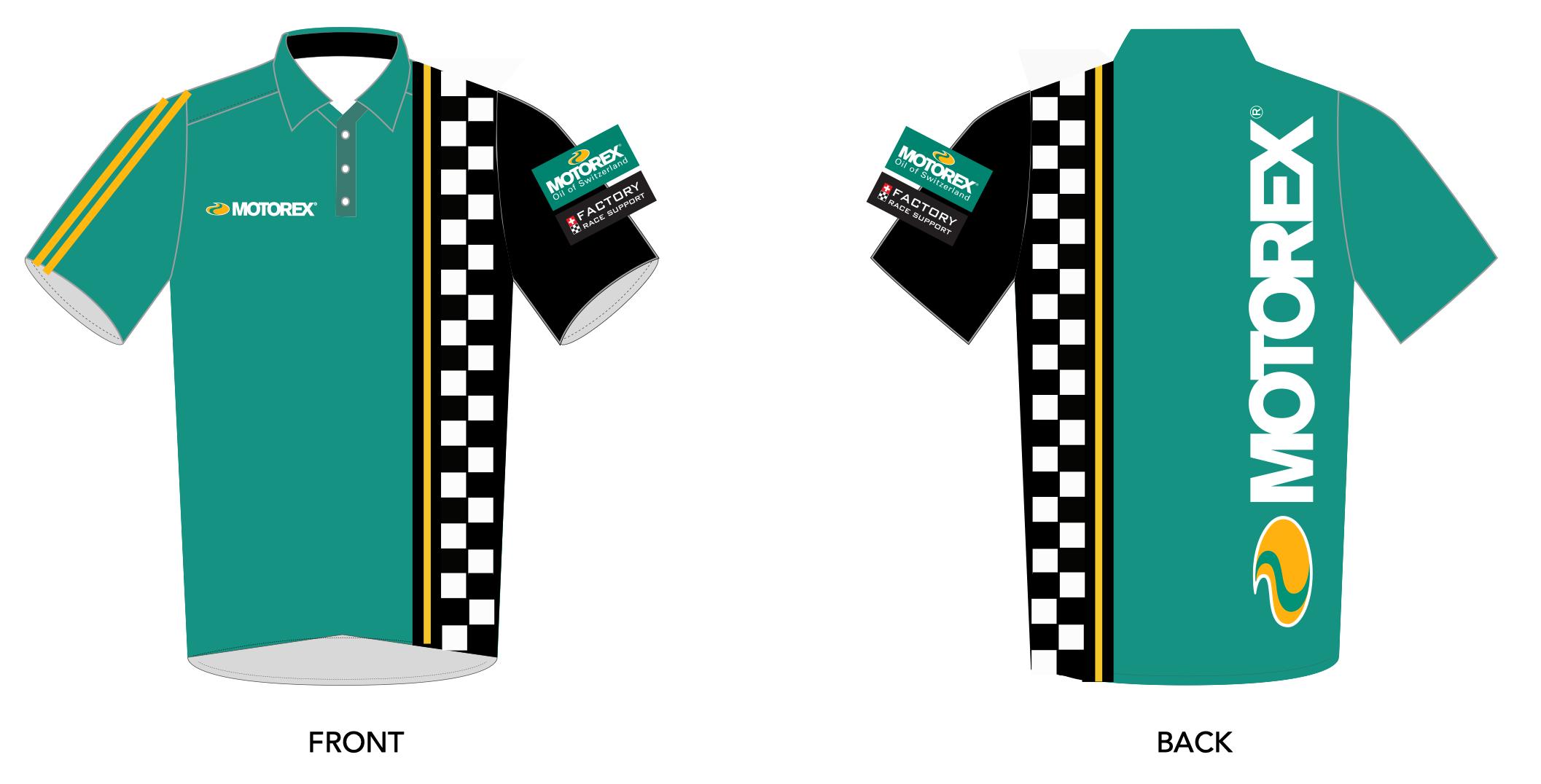 Motorex Racing clothes