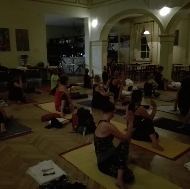 Raddusch Yogaretreat 2018