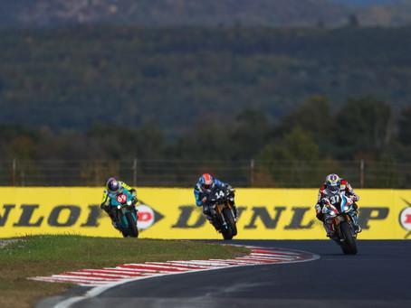 Startplatz zwei für Reiti und das BMW Motorrad World Endurance Team beim Saisonfinale in Most