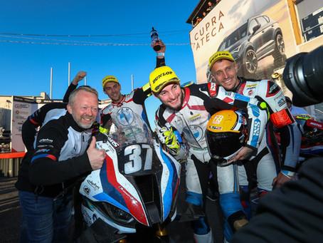 Erster Sieg in der EWC für Reiti und das BMW Motorrad World Endurance Team in Most- Vize-Weltmeister