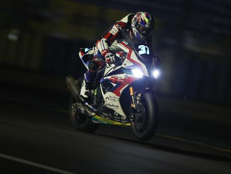 Endlich geht es wieder los! Markus Reiterberger ist in Le Mans angekommen