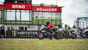 Thomsen und Lorasch punkten in Brno/CZ