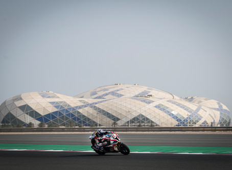 (DE) Losail International Circuit - Katar - Tag 3 - WUP, Superpole Race & Rennen 2