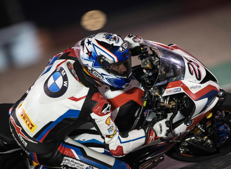 (DE) Losail International Circuit - Katar - Tag 1 - FP1 & FP2