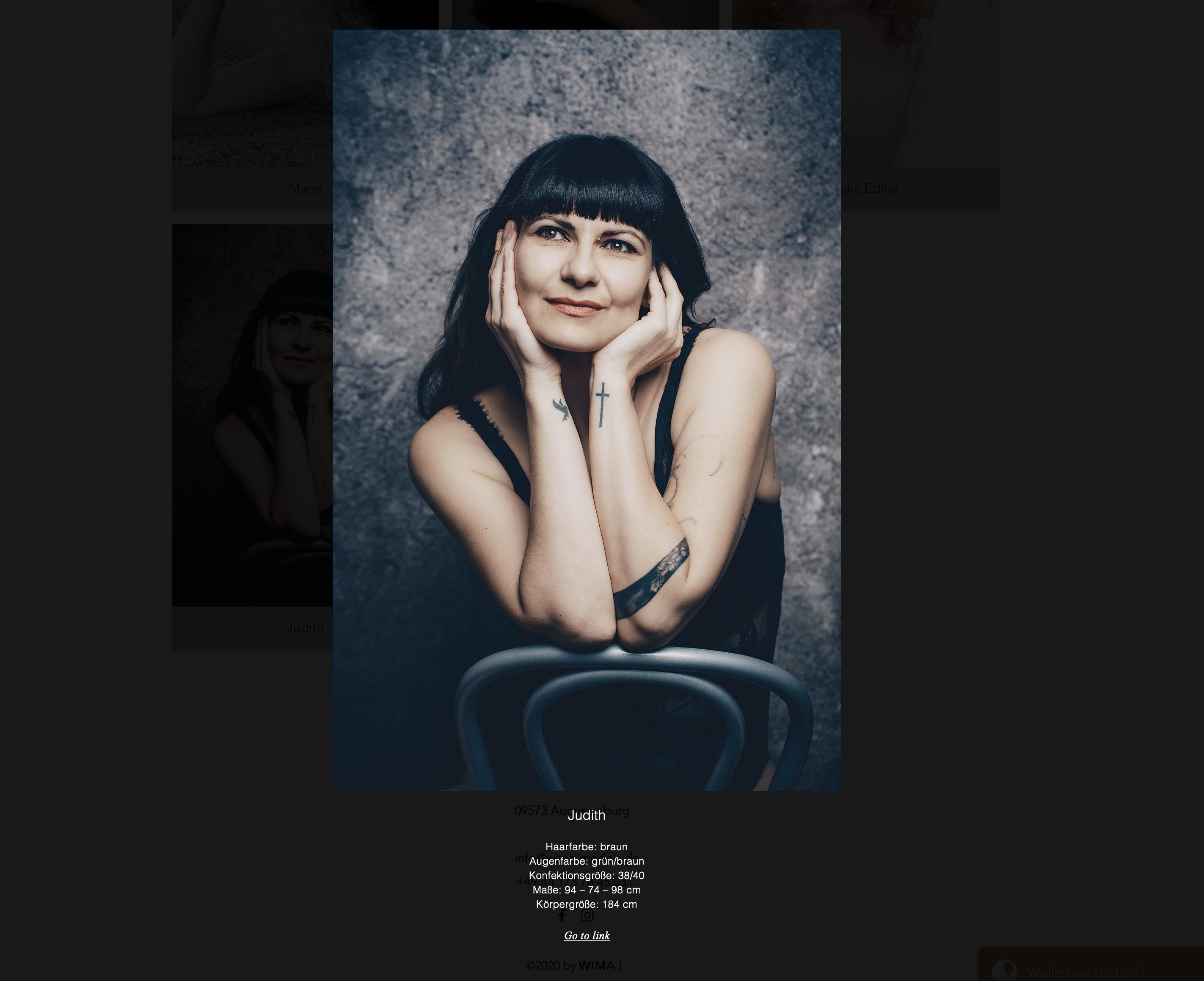Best Ager Model über WIMA | Models