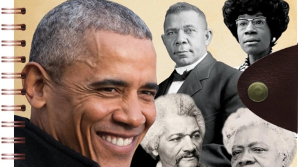 Black History 2021 Weekly Planner