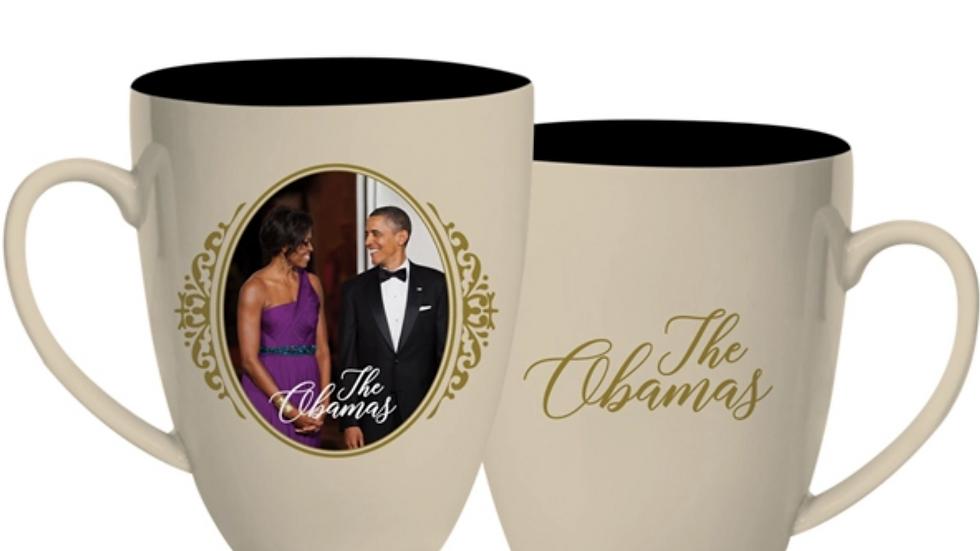 The Obamas Mug