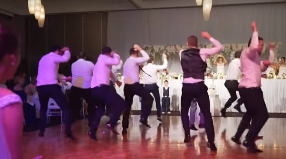 A professional wedding dj provides a great reception everyone will remember for the fun!