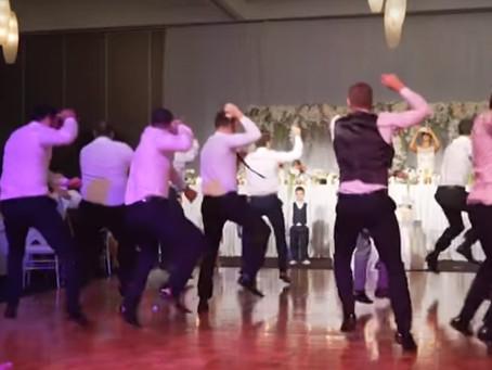 A Perfect Santa Rosa Wedding Event Includes a Santa Rosa DJ