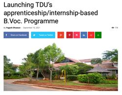 TDU VEP News #2
