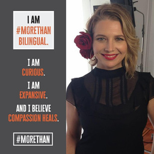 Featured on the #MoreThan Series