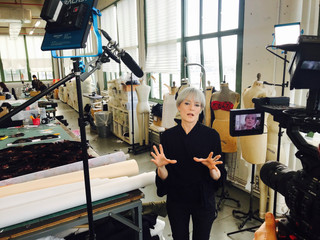Designer Malia Mills shares her process