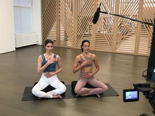 Alo Yoga episode for aplus.com