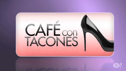 Yahoo: Café con Tacones promo