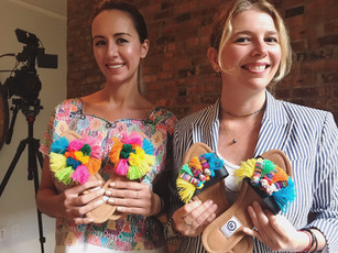 IX-Style sandals provide water filters in Guatemala