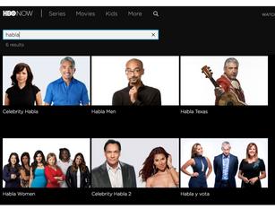 Habla on all HBO platforms for Hispanic Heritage month