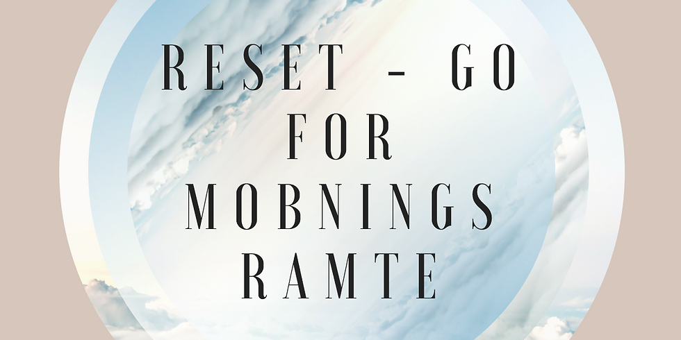 RESET AND GO .....