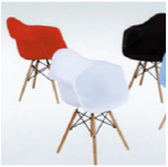 KP Bucket Chair w armrests