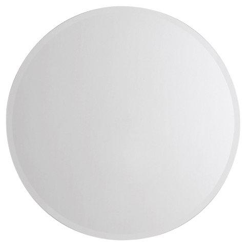 Round 70cm Bevel Mirror