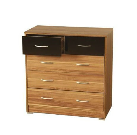 London Chest of 3 + 2 Drawers