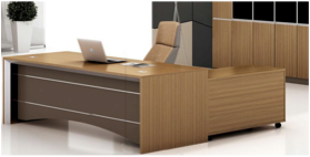 Mercury Executive Desk FOHRAS02