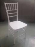 Resin (PP) Chiavari chair