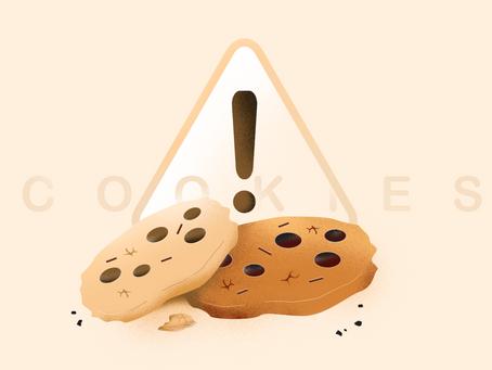 Say goodbye to cookies!