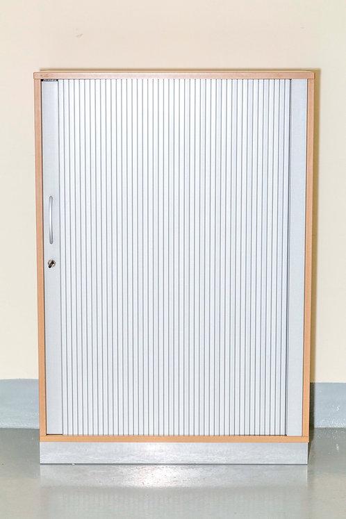 Assmann Large Wide Tambour Cupboard