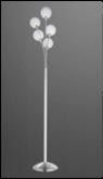 California Narrow Floor Lamp