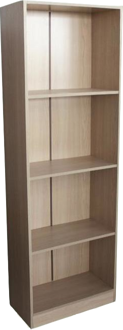 London Bookcase 4 Shelves
