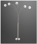 California Wide Floor Lamp
