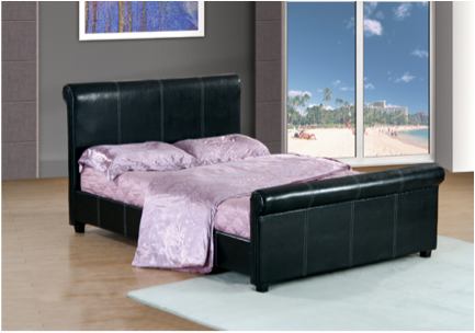 Barbezonne Upholstered Queen Bed