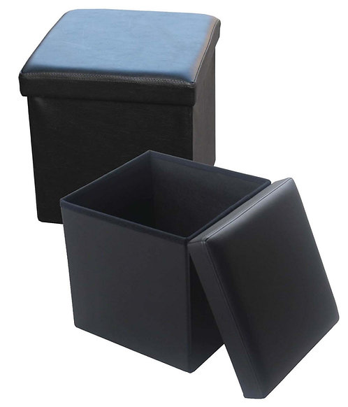 Ottoman Folding Storage 38cm