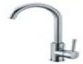 Stainless Steel Mixer Tap