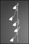 Ohio 5 Lamp