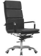 Mercury High Back Swivel Office Chair FOHF21A1